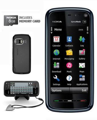 Caracteristicas basicas Nokia 5233