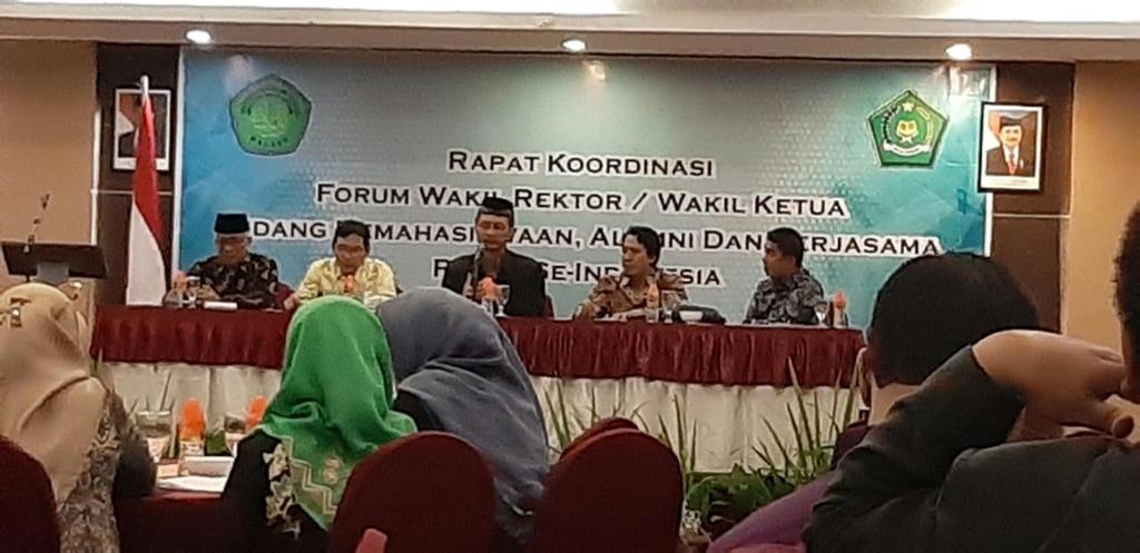 Rektor UIN Malang PIONIR Jalan Masuk Pembinaan Mahasiswa